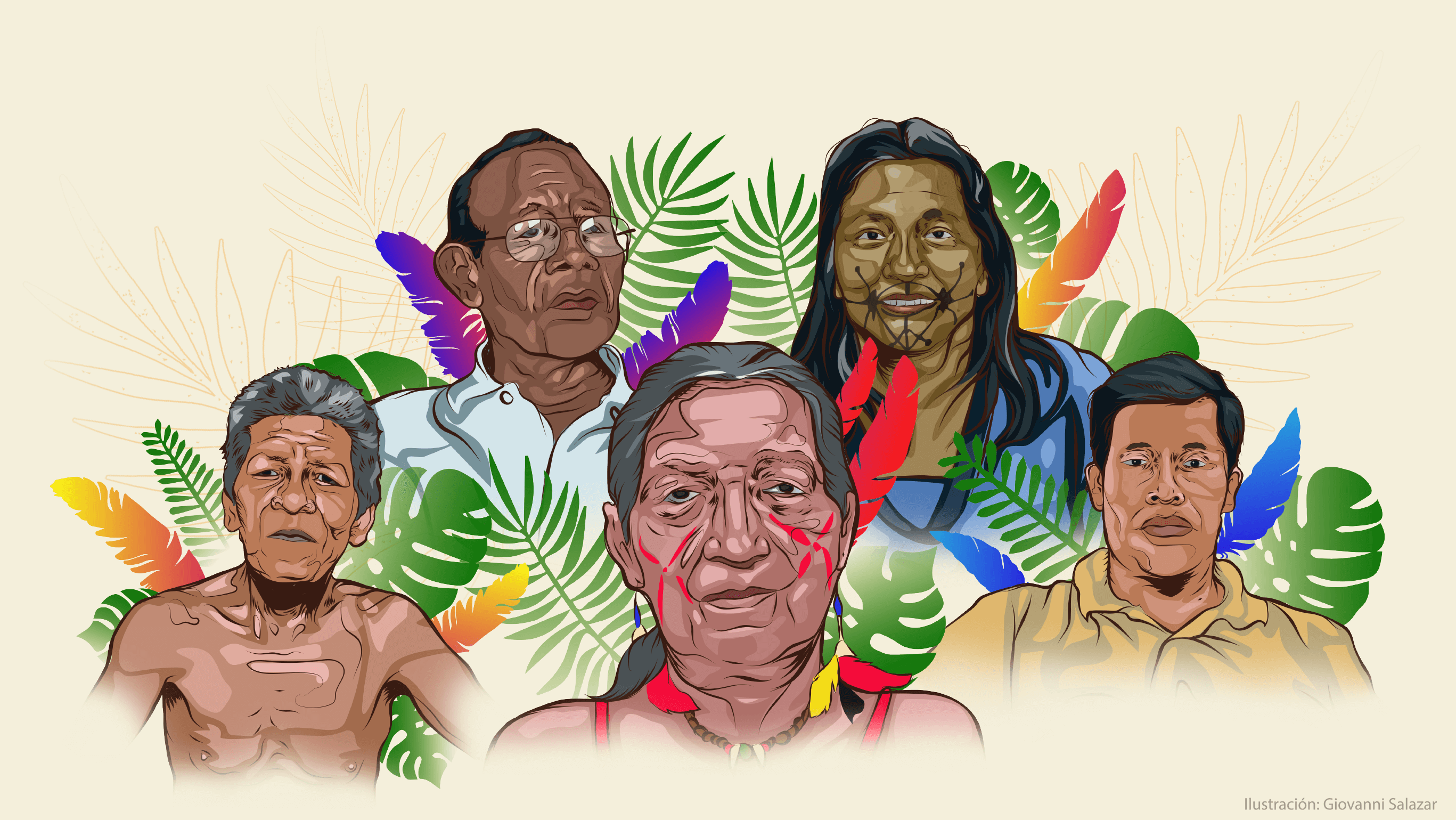 5 tips from knowledgeable indigenous leaders of the Amazon basin to tell stories